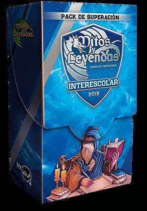 Pack de Torneo Interescolar.