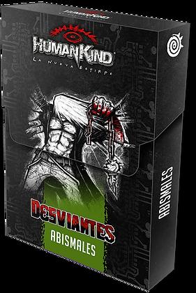 Kit Facción Humankind Abismales - Desviantes.