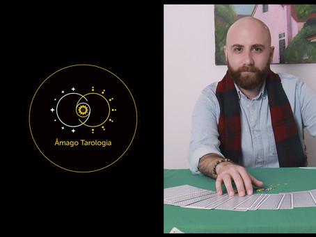 Âmago Tarologia - 28-02 à 06-03-21