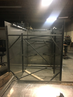 metal cabinet fabrication