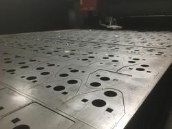 3/16 mild steel plate laser cut