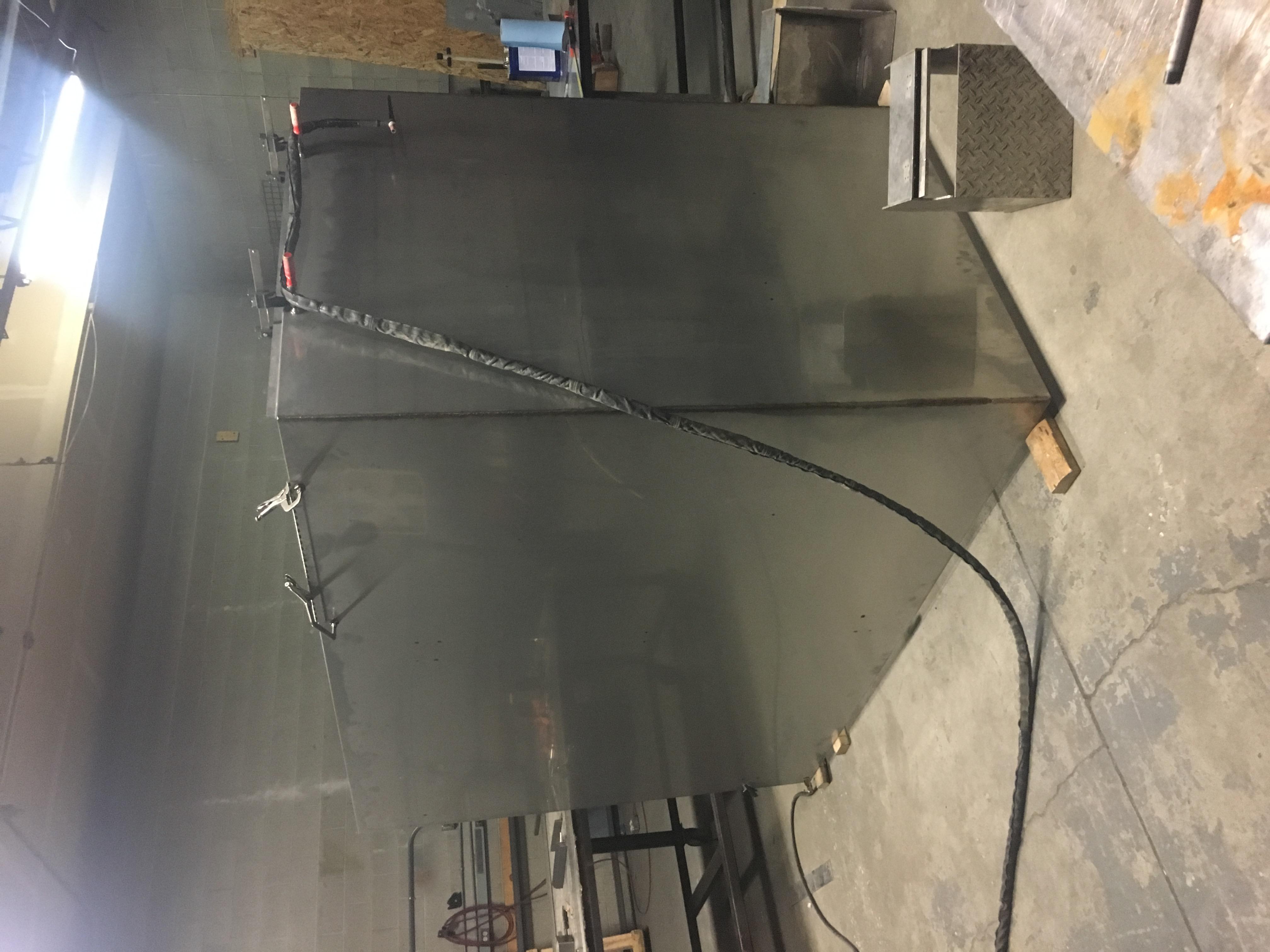 cabinet fabrication