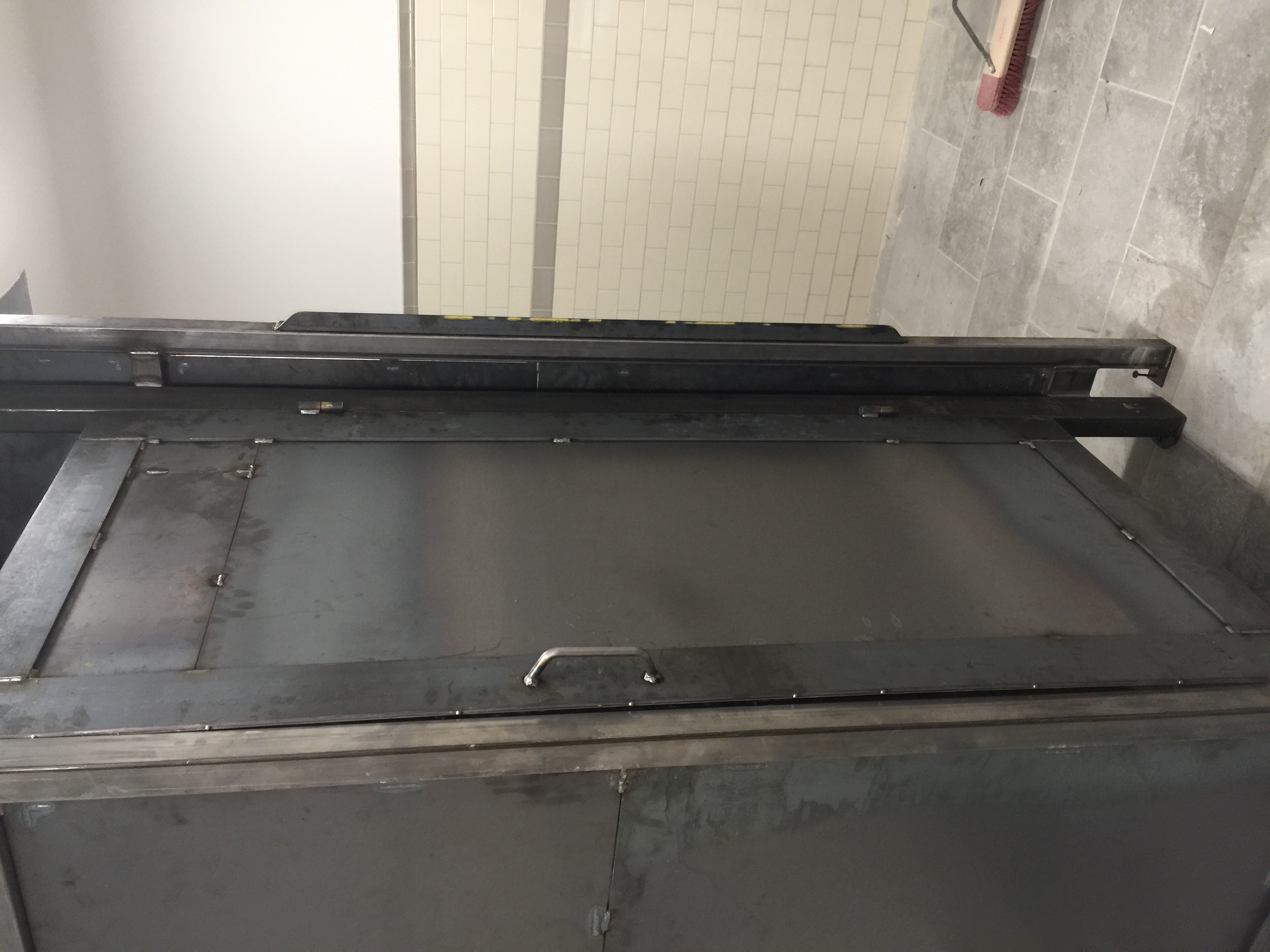 Steel Door for bathroom stall