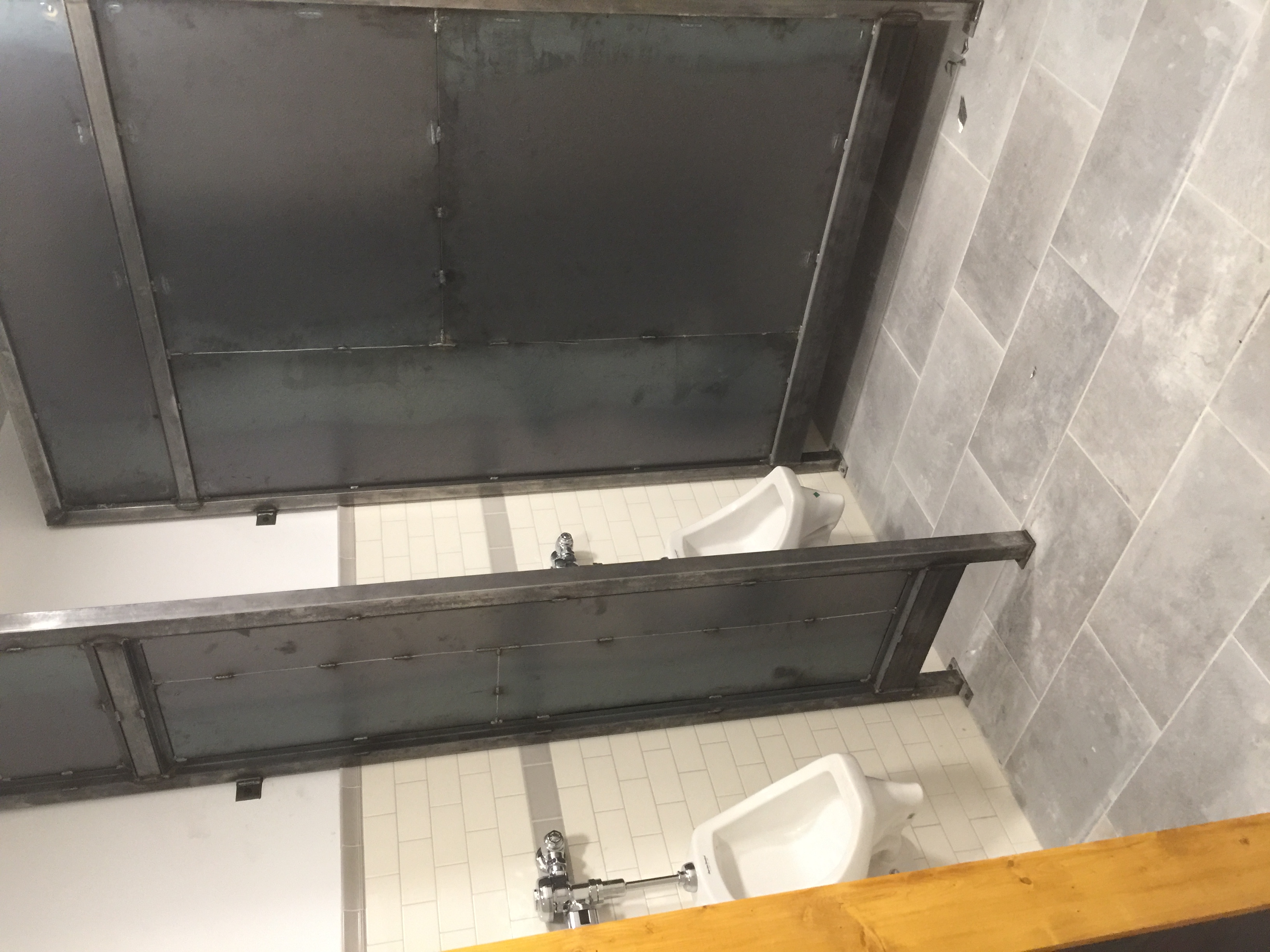 Bathroom Dividers