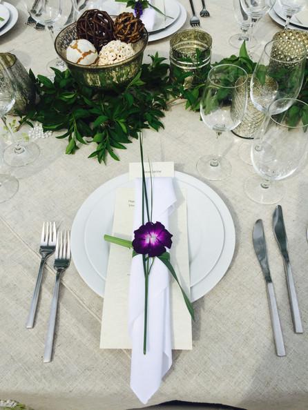 Spendid Table Setting