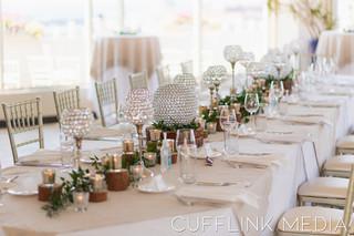Krill Wedding King's Table