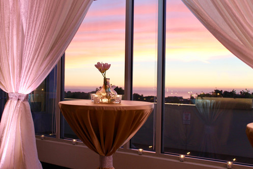 Breathtaking Sunset From The Penthouse