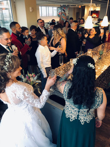 Let's Toast! After Ceremony.