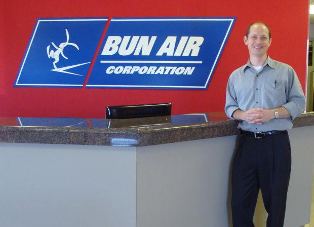 Jim DeLong, Owner of Bun Air Corporation