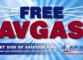 Free AvGas!