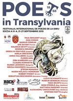 Sibiu Poetry Festival Program