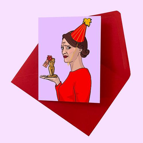 Fleabag Birthday Card