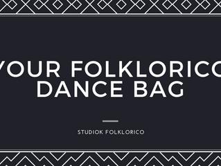 YOUR FOLKLORICO DANCE BAG