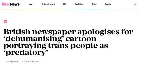 Left Wing Transphobia