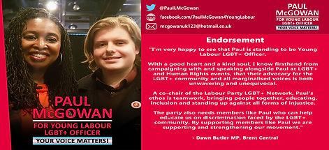 Dawn Butler Endorsement