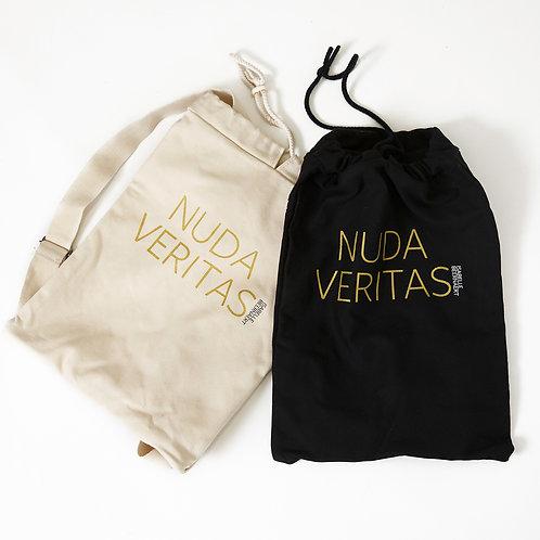 Canvas Backpack - Nuda Veritas