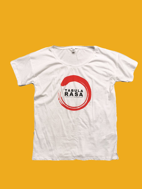 T shirt Unisex Tabula Rasa White
