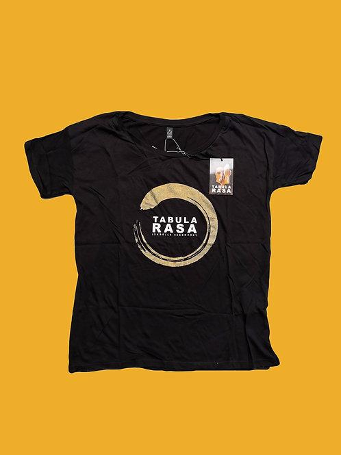 T shirt Unisex Tabula Rasa Black