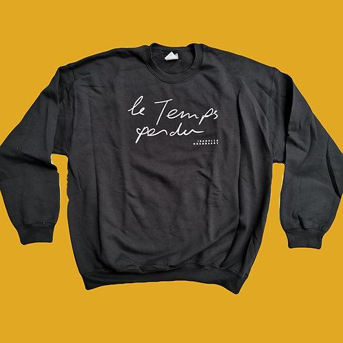 Sweater 'le Temps perdu'