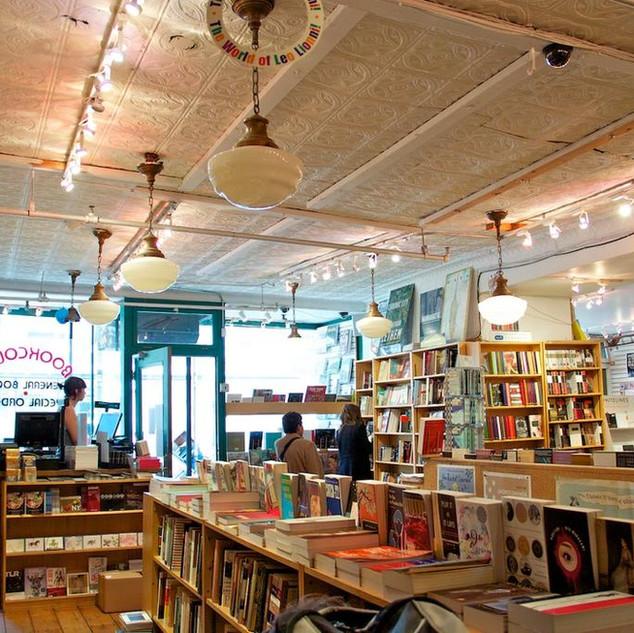 Bookcourt, Brooklyn