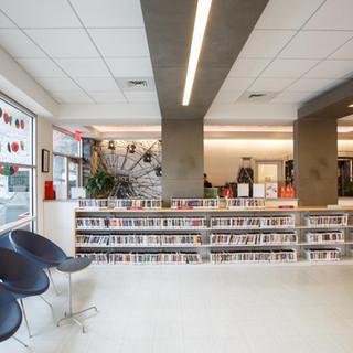 Coney Island Library, Brooklyn