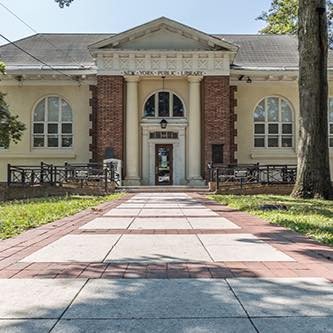 Tottenville Library, Staten Island
