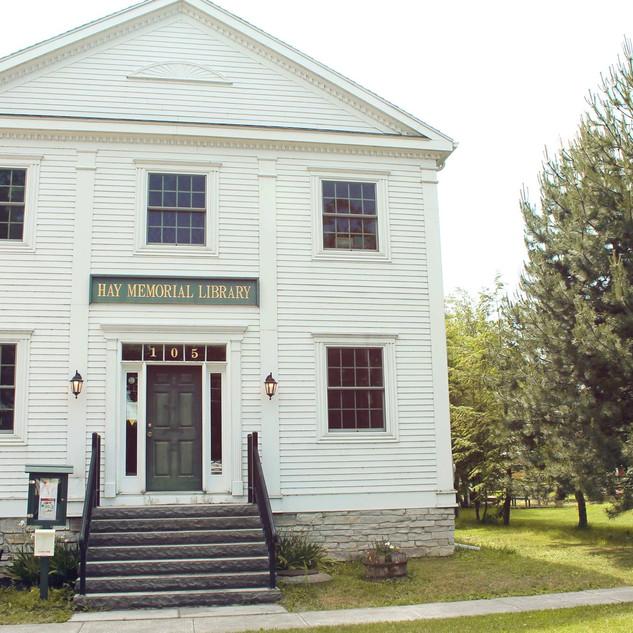 Hay Memorial Library, Thousand Islands-Seaway