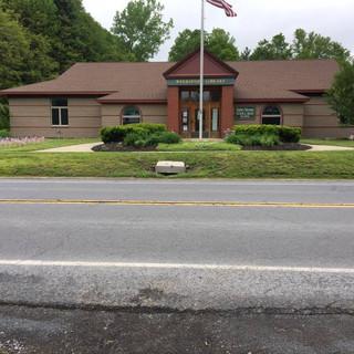 Weedsport Free Library, Finger Lakes