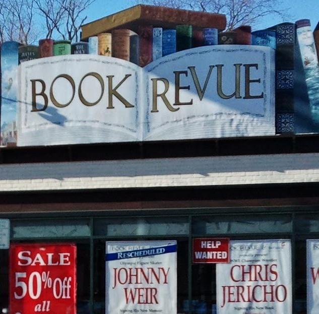 Book Revue, Long Island