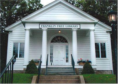 Franklin Free Library, Catskills
