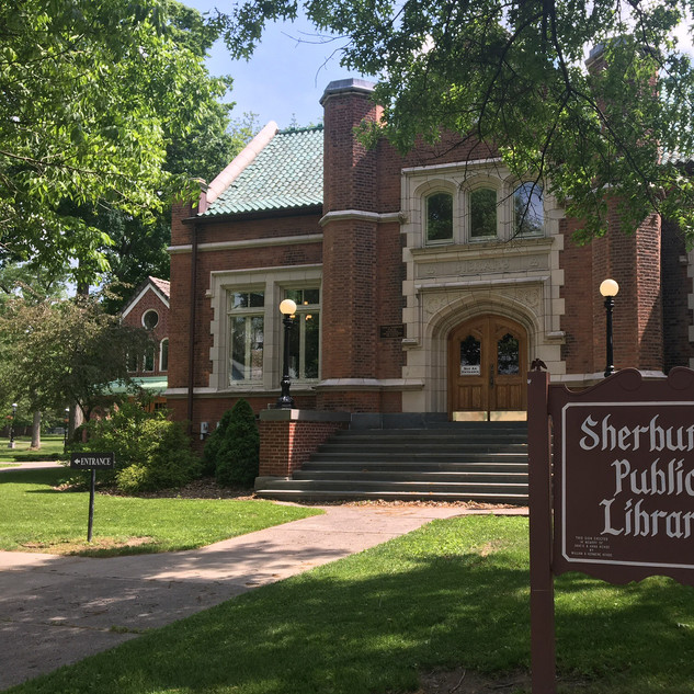 Sherburne Public Library, Central Leatherstocking