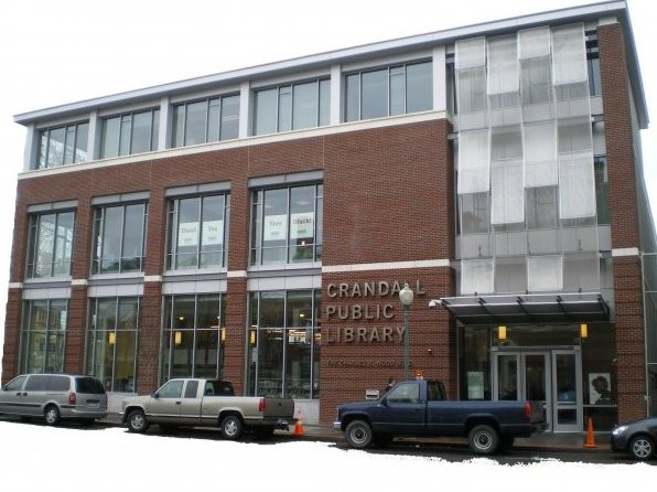 Crandall Library, Adirondacks