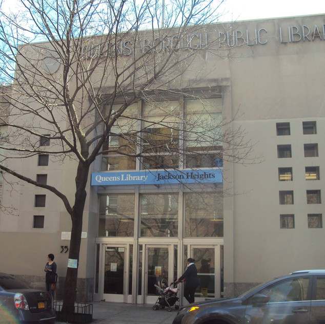Jackson Heights Community Library, Queens