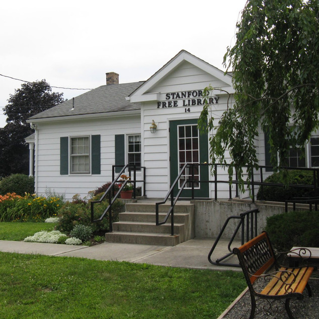 Stanfod Free Library, Hudson Valley