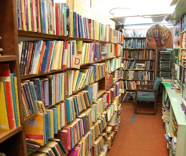 Corner Store Bookstore, Adirondacks