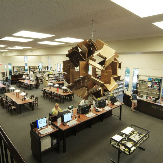 Northport/East Northport Public Library, Long Island