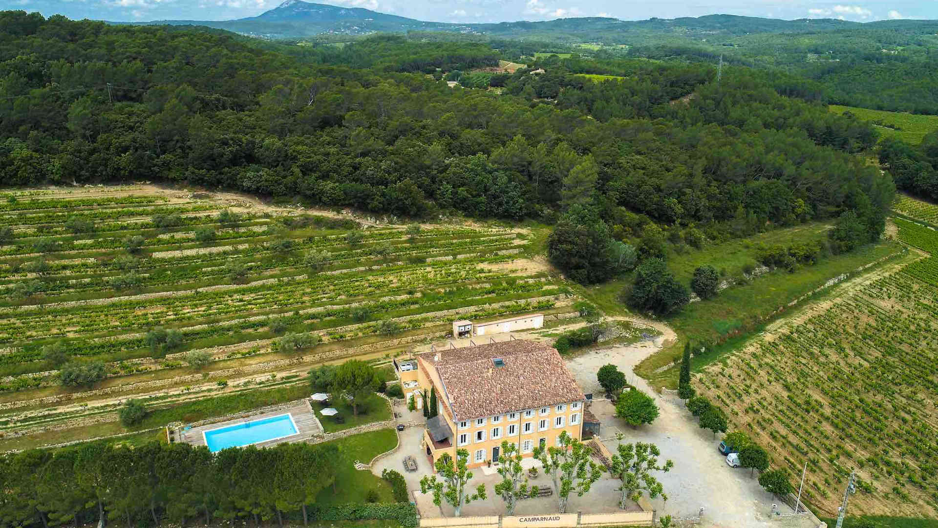 Camparnaud Provence holiday