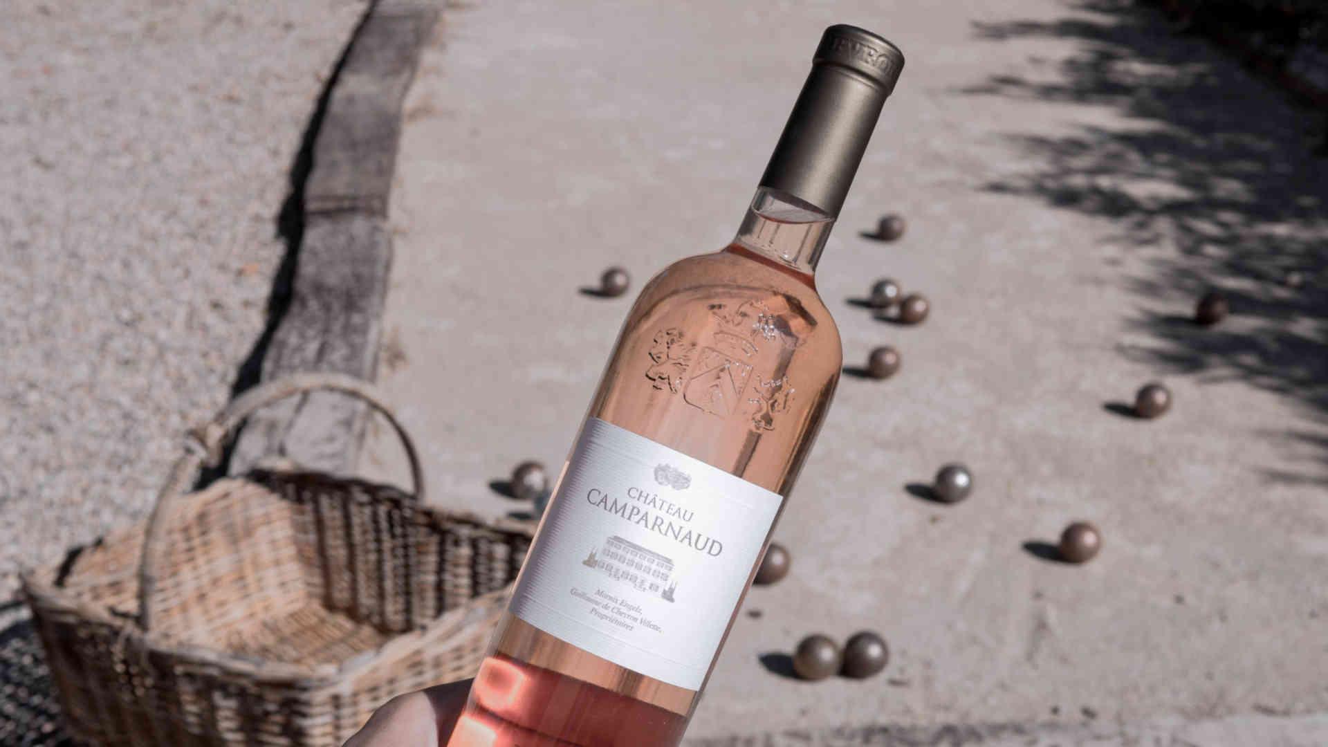 1. Prestige - Camparnaud_Provence_rosé_