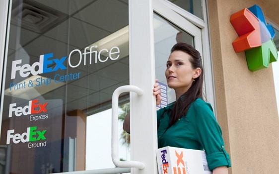 FedEx Office (with Landor)