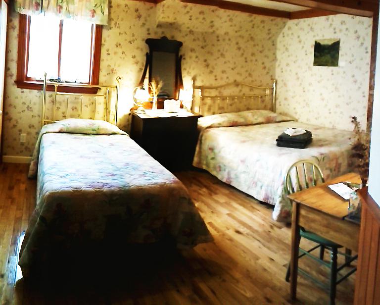 La Gentiane de Victorin - 5 chambres