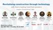"""Revitalising Construction Through Technology"" Webinar"