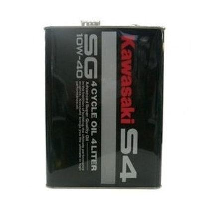 4サイクルジェットオイル S4 SG10W-40 4L