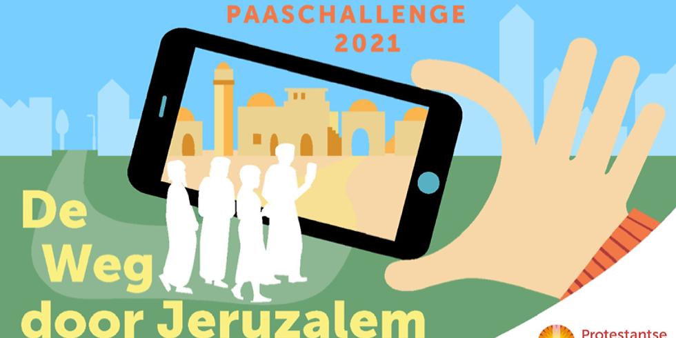 PAAS-CHALLENGE 11++ DOE-WANDELING 10-