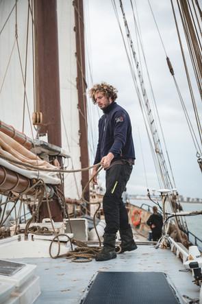 De Gallant - sailing to London