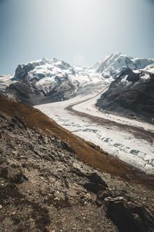 Gornergrat Glacier