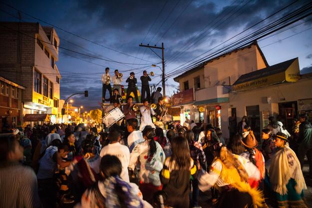 Cayambe - Ecuador