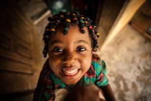 Little neighbor in Kwakwa - Cameroon
