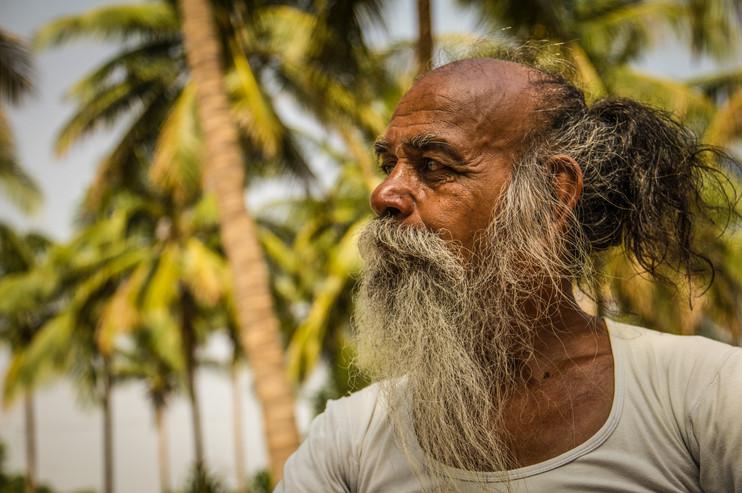 Organic farmer near Petlad - India