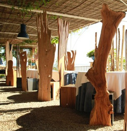 20 - sedie bosco/chairs forest