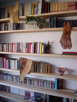 23 - libreria / bookshelfs